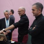Merano Wine Festival 2014 con il sig. Riccardo Illy