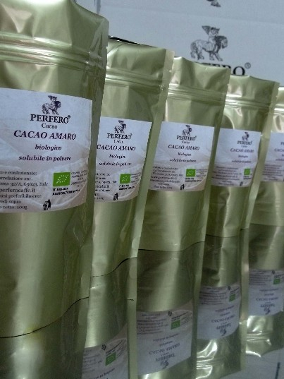 Cacao amaro solubile perfero