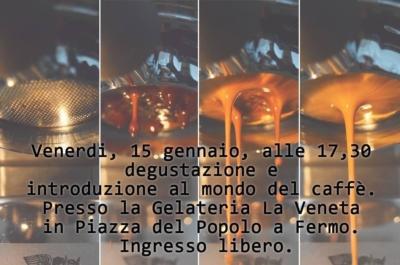 1. degustazione alla Gelateria La Veneta a Fermo, gennaio 2016