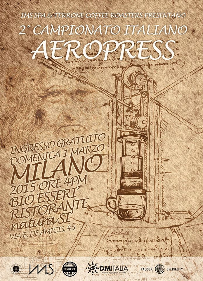 2°campionato aeropress