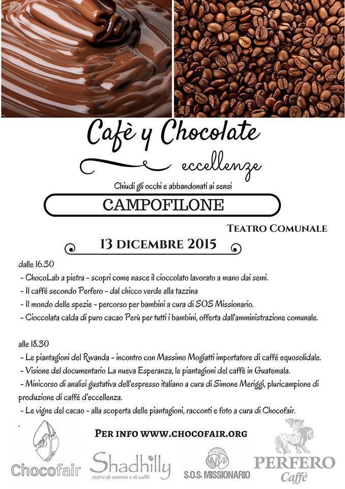 Campofilone: eccellenze di caffè e cacao: 2015 dicembre