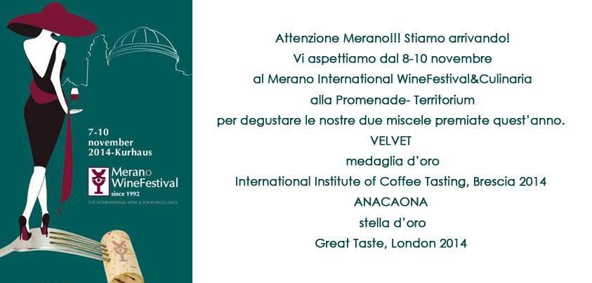 Merano Wine Festival 2014 novembre