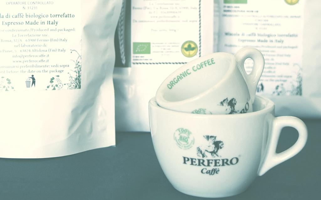 perfero caffe biologico