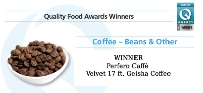 quality food awards winners